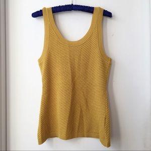 Rachel Comey lightweight knit tank top marigold